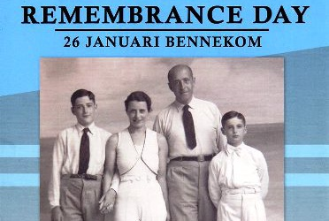 """Holocaust Remembrance Day"" in Bennekom"